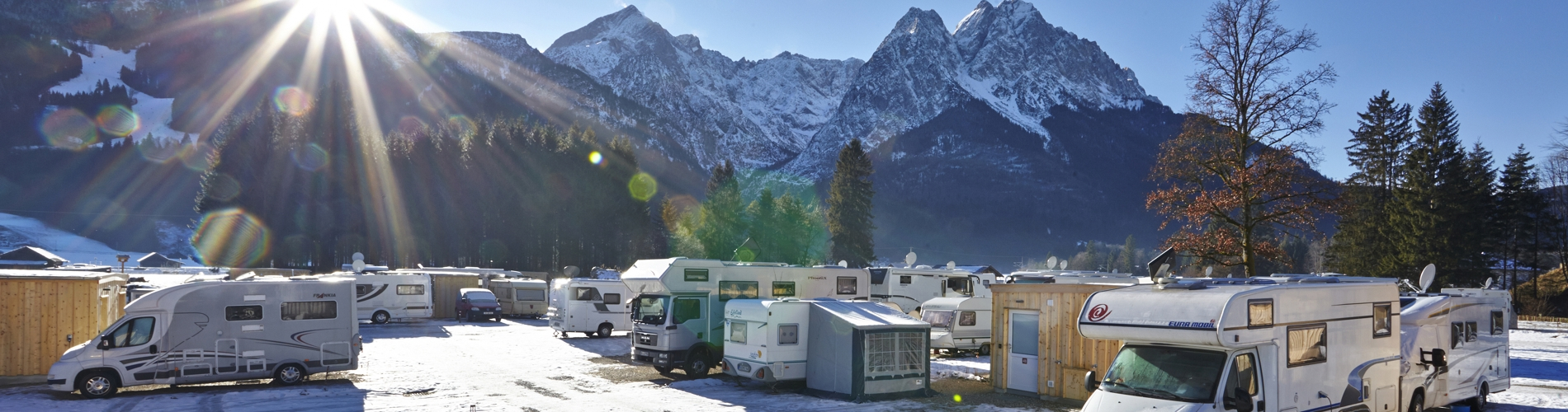 perfekt camping zugspitze